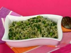 Green Peas Methi Pulao Recipe