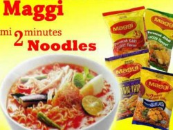 Planning Eat Other Maggi Varieties Wait Minute