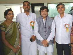We Are One Movement Started At Gandhinagar