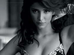 Bollywood Beauties Black White
