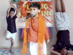 Ahmedabad S Chhota Modi Is Ready For International Yoga Day