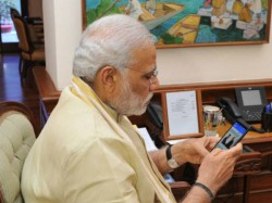 Narendra Modi Android App Takes Off Reviews Ratings