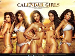 Photos Bollywood Movie Calendar Girls