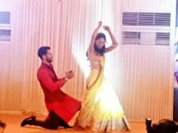 Shahid Kapoor Mira Rajput Sangeet Ceremony