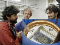 Stanford Scientist Manu Prakash Makes Water Based Computer