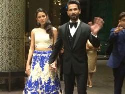 Shahid Kapoor Mira S Mumbai Wedding Celebrities Attendance