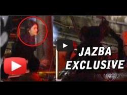 Aishwarya Rai Jazbaa Fight Scene Leaked On Youtube