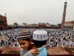Muslims Offer Prayers Mark The Festival Eid Ul Fitr