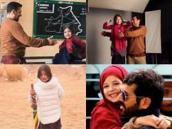 Photos Behind The Scenes Bajrangi Bhaijaan Salman Khan Harshaali Malhotra