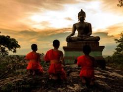 An Overview Buddhism Golden Slogan Buddha