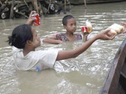 Feared Dead Flash Floods Triggered Cloudburst Himachal Pradesh Pictures