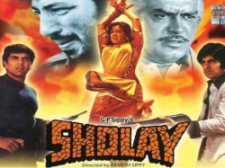 th Anniversary Sholay Movie