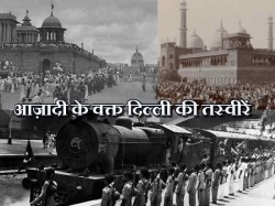 Pics Delhi During And After Independence In