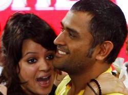 Sakshi Mahendra Singh Dhoni Reveals First Video Daughter Ziva