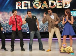 Salman Khan On Jhalak Dikhhla Jaa