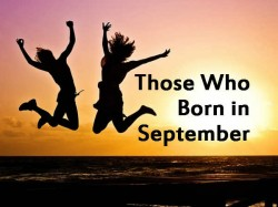 Born September Your Characteristics 026985 Pg