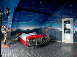 Car Parts Used For Home Decoration