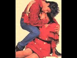 Salman Khan Madhuri Dixit S Unseen Sensuous Photoshoot Magazine