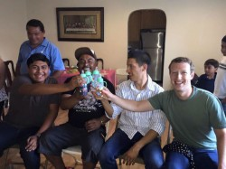 Students Surprised Mark Zuckerberg Wife Priscilla With Baby Shower