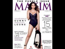 Too Hot To Handle Sunny Leone 10 Best Magazine Covers
