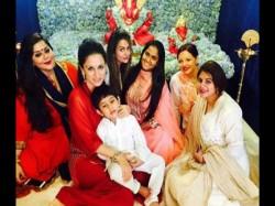 Pics Salman Khan His Family Celebrated Ganesh Chaturthi