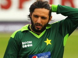 Shahid Afridi Asks Pcb Stop Begging Bcci Play India