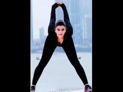 Jazbaa Song Kahaaniyaan Aishwarya Rai Bachchan Reveal Fitness Status Bollywood
