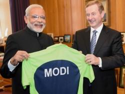 Pm Modi Ireland Seeks Country S Support India S Bid Unsc