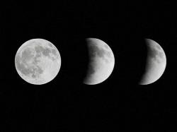 Sept 28 Lunar Eclipse Chandra Grahan Astrology Sign