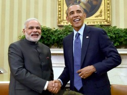 Pm Modi Will Write Us President Barack Obama On Diwali Stamp