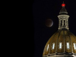 Pics Of Supermoon Eclipse Blood Moon
