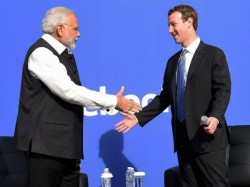 Mark Zuckerberg Receives 250 Bottles Sanitizers After Meeting With Pm Modi