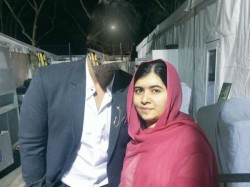 Bollywood When Arjun Kapoor Was Left Starstruck By Malala Yousafzai