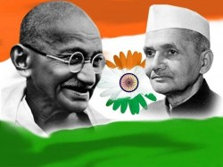 Celebrating Gandhi Jayanti Lal Bahadur Shastri S Jayanti On Oct 2nd 027421 Pg