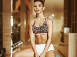 Amy Jackson Sizzles On Fhm India October