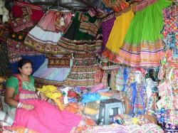 Latest Trend Chaniya Choli At Law Garden Shopping Market Ahm