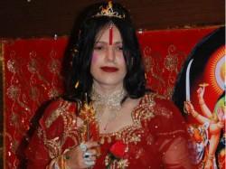 Fir Filed Against Radhe Maa In Ahmedabad