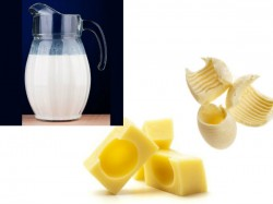 How To Check Adulteration Of Milk Ghee Butter At Home