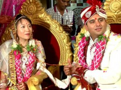 Nri Barodian New Zealand Girl Marriage At Vadodara