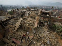 Disastrous Earthquakes And Around Indian Subcontinent 027696 Pg