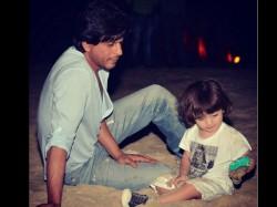 Shahrukh Khan Will Not Post Son Abram S Pics On Social Media