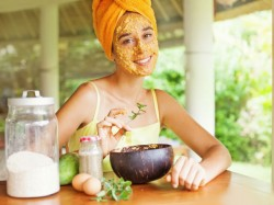 Wash Face With Besan Powder Instead Soap