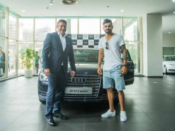Pics Virat Kohli Takes Delivery Of Audi A8l W12 Quattro 027796 Pg