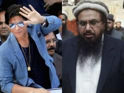 Shahrukh Khan And Hafiz Saeed Controversy