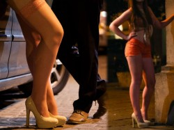 Prostitution In Spa 10 Thai Girls Among Booked In Flesh Trade Case
