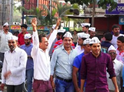 Bjp Loose Bihar Election Gujarat Patidar Celebarate With Fire Crackers