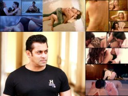 Salman Khan Finds Daisy Shah Sexy In Hate Story