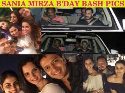 Salman Parineeti Riteish Genelia Farah Other Celebs At Sania Mirza Birthday 027944 Pg
