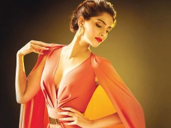 The Beautiful Sonam Kapoor Heats Up The Cover Page Of Filmfare