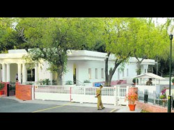 Accidental Firing By Cop Outside Narendra Modi S Residence At 7 Race Course Road
